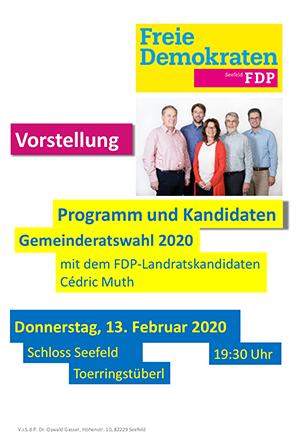 Einladung 13. Februar 2020